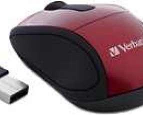 Mouse verb 97540 mini travel rojo wir