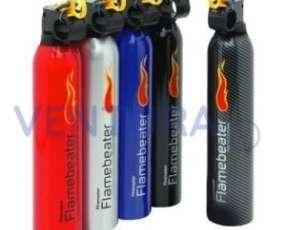 Extintor deportivo