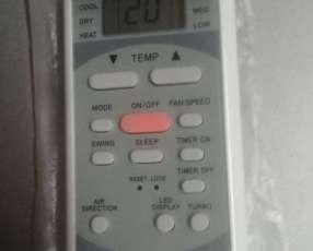 Control remoto de Aire Acondicionado Koner