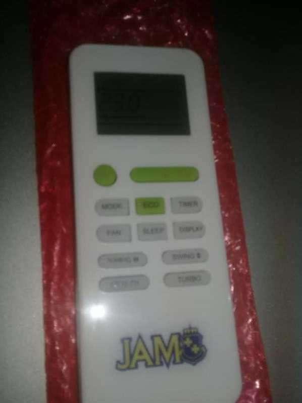 Control remoto JAM - 0