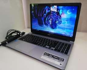 Notebook Acer V3 táctil