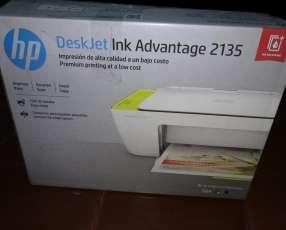 Impresora HP Deskjet ink advantage 2135