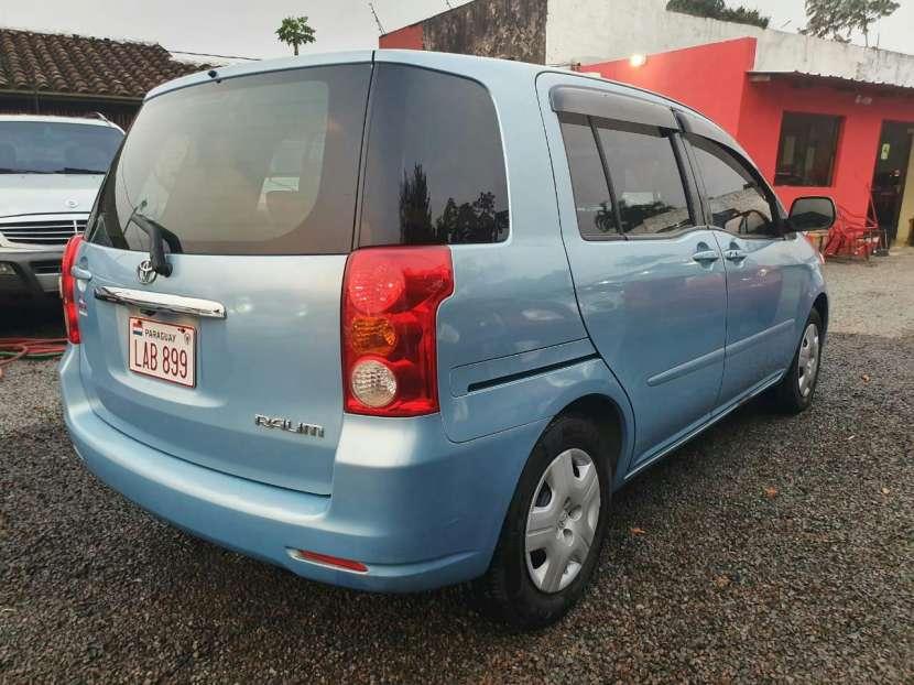 Toyota Raum 2004 - 1