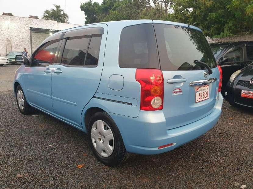Toyota Raum 2004 - 3