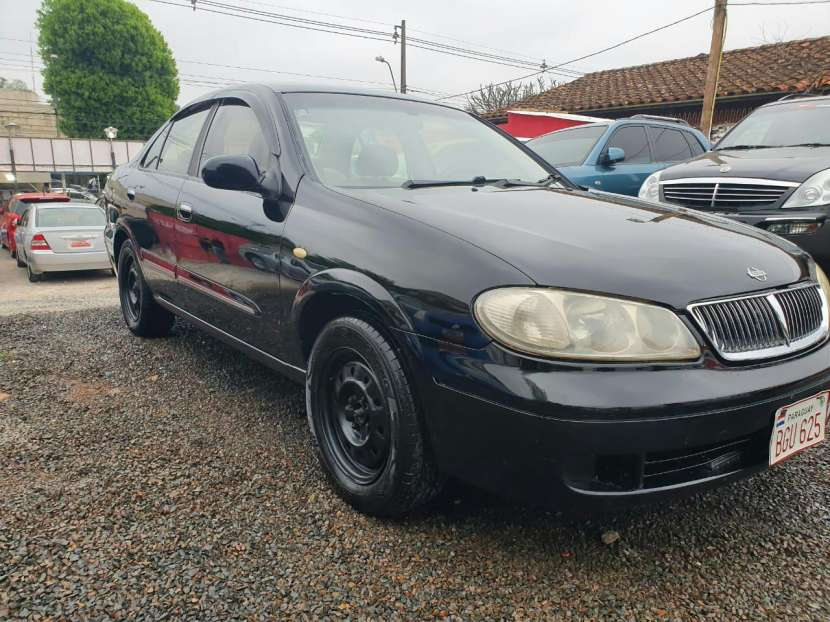 Nissan Sylphy 2002 - 8