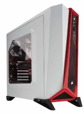 Caja Corsair cc-9011083-ww spec alpha bl/rojo