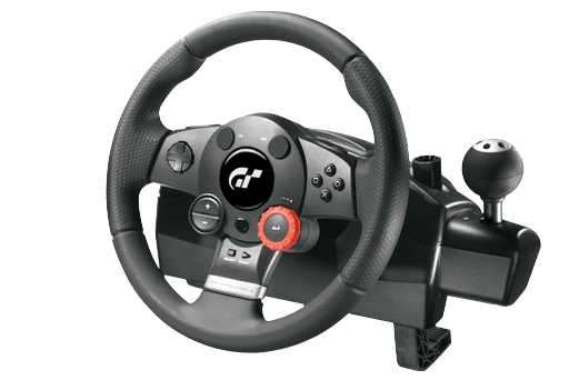 VOLANTE LOGITECH 941-000088 DRIVING FORCE GT - 0
