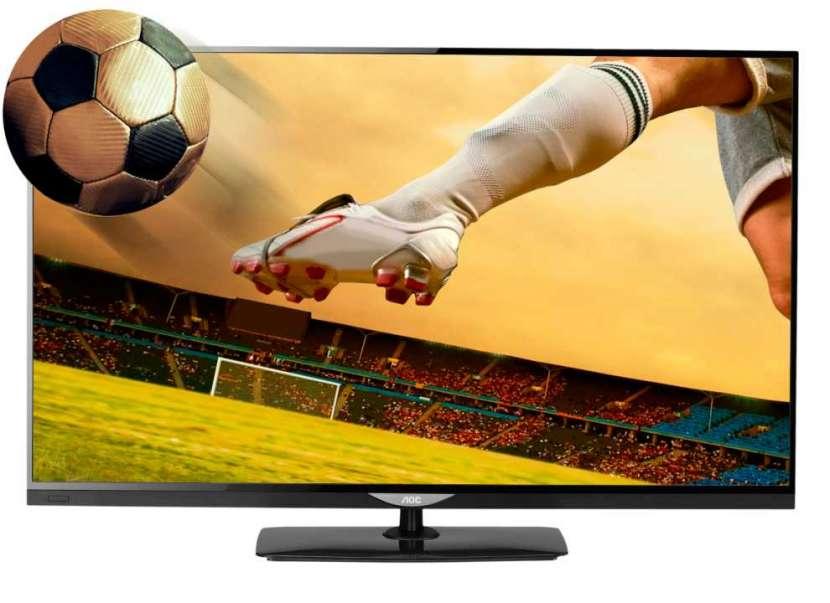 TV AOC 46 pulgadas LE46D7840 SMART 3D/4 LENTES FHD/HDMI - 0