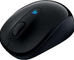 Mouse micro 43u-00001 mobile sculpt negros