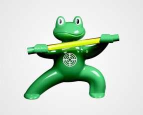 Mata insectos kung fu frog repelente ultrasonico gleecon