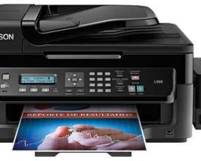 Impresora Epson L555 multifunción wir