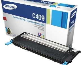Tóner Samsung CLP-315 CLT-C409S Cyan