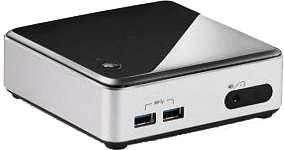 PC Intel NUC CI3 34010WYK//LGA 1155/DDR3L-1333 - 0