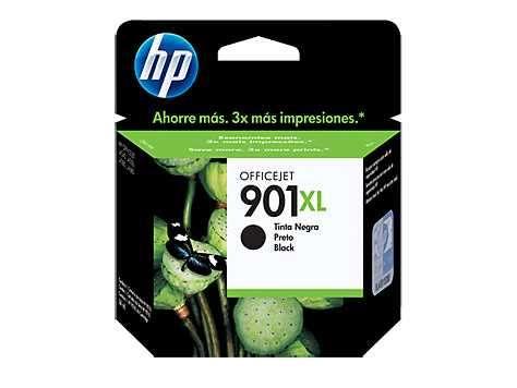 Tinta HP CC654AL 901 XL Negro - 0