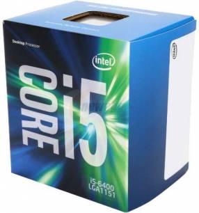 Procesador CI5-6400 3.3/3M/1151 6ta Generación