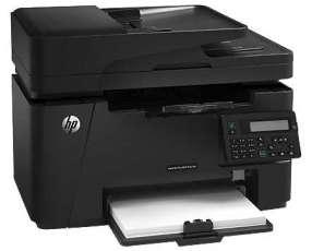 Impresora HP Láser M127NF multifunción