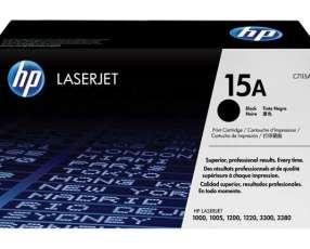 Tóner HP C7115A (15A) 1200