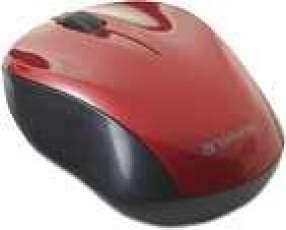 Mouse verb 97669 nano rojo wir