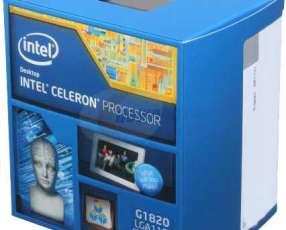 Procesador G1820 2.7/2M/1150 Celeron