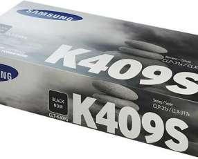 Tóner Samsung CLP-315 CLT-K409S negro