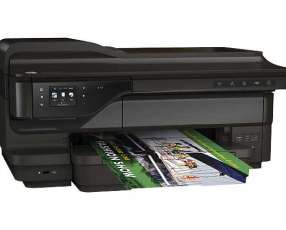 Impresora HP 7612 W multifunción fax