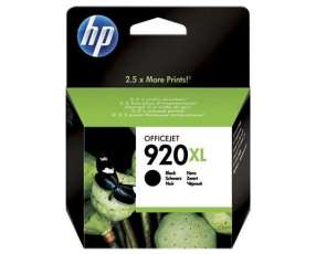 Tinta HP CD975AL 920XL negro