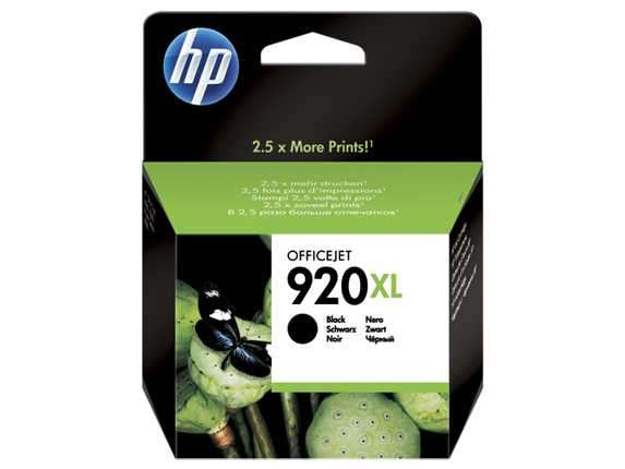 Tinta HP CD975AL 920XL negro - 0