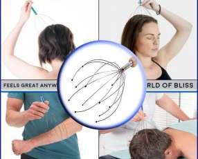 Masajeador capilar Antiestres