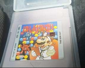 Doctor Mario Gameboy clásico