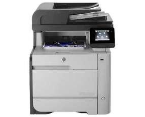 Impresora HP Láser M476DW MFP PRO Color multifunción