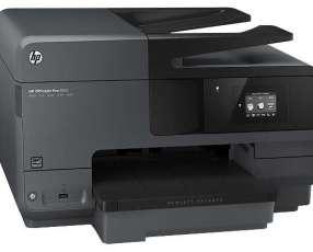 Impresora HP 8610 W multifunción fax