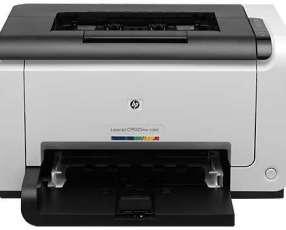 Impresora HP Láser CP1025NW Color