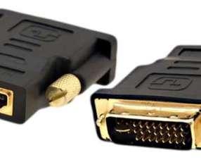 Adaptador DVI-HDMI Hembra