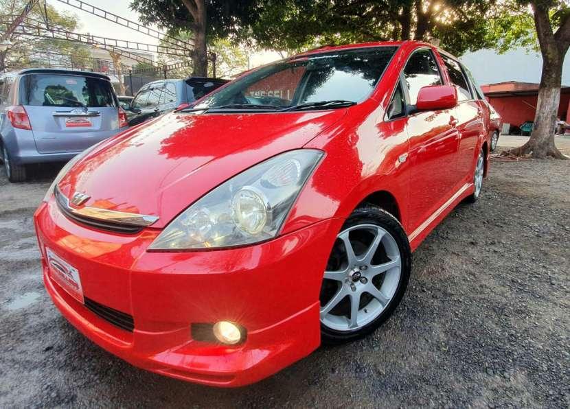 Toyota Wish 2003 - 0