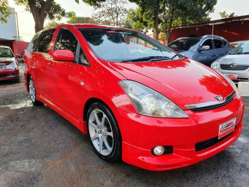 Toyota Wish 2003 - 4