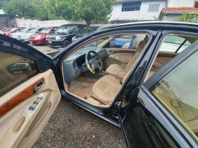 Nissan Sylphy 2002 - 6
