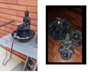 Fuente eléctrica Buda