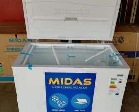 Congelador Midas 384 litros