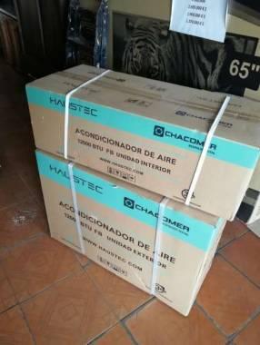 Aire acondicionado Split Haustec 12.000 btu