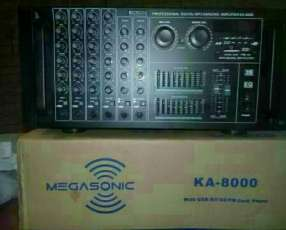 Amplificador Megasonic de 6500W