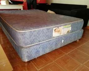 Base y colchón