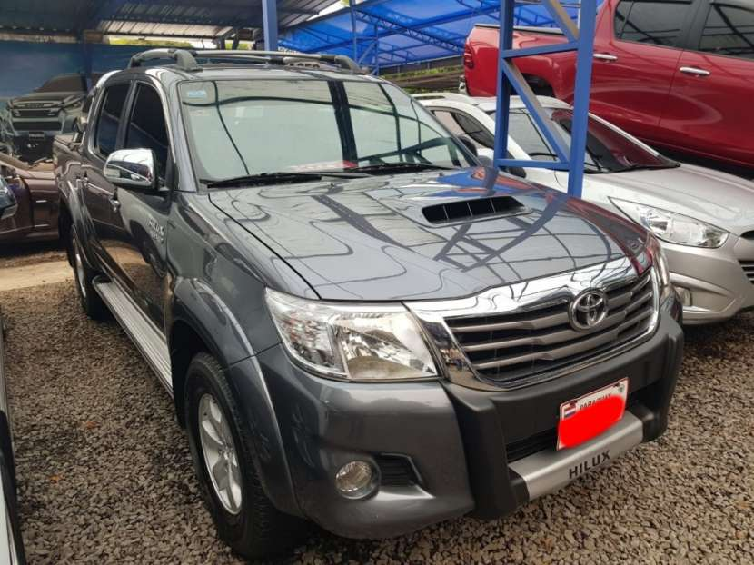 Toyota Hilux 2013 - 0
