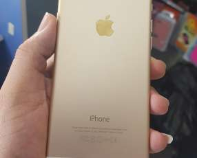 iPhone 6 gold de 128 gb impecable