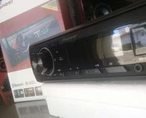 Radio Pioneer con Bluetooth MVH-S218BT