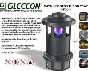 Mata insectos turbo trapp - trampa para insectos de exterior