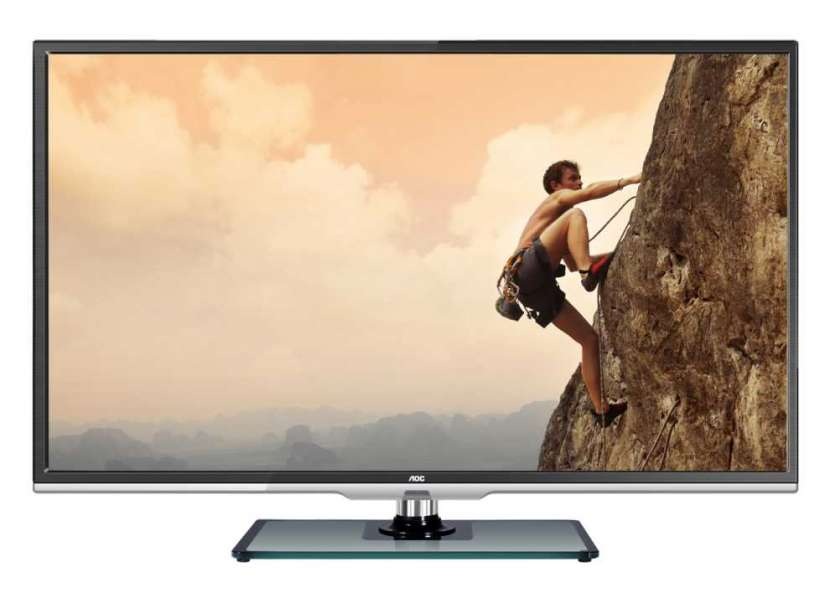 TV AOC 50 pulgadas LE50H254 LED/Full HD/USB/HDMI/Digital - 0