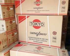 Aire acondicionado Split Tokyo 18.000 BTU