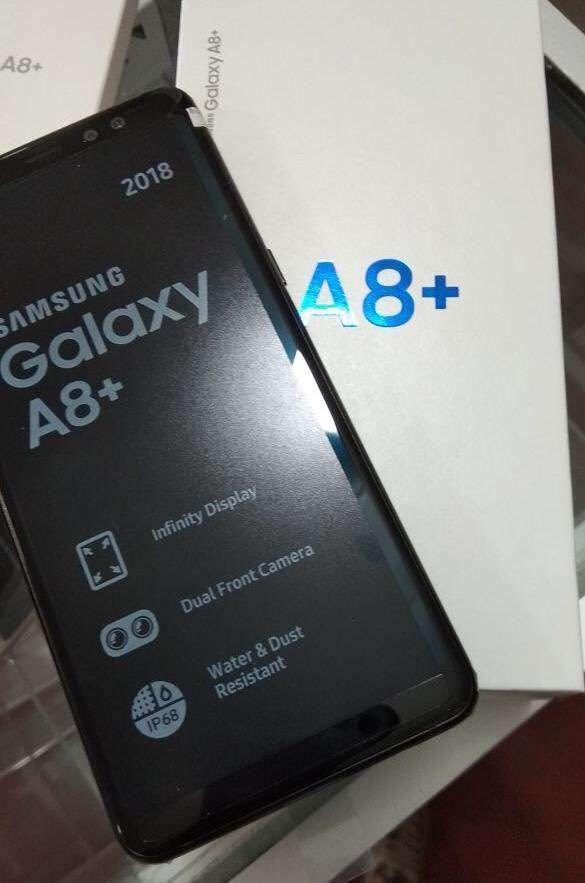 Samsung Galaxy A8 Plus - 0