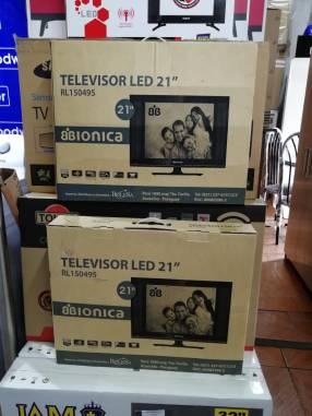 Televisor bionica led 21 pulgadas