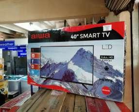 Tv Led smart 40 pulgadas AIWA FullHD